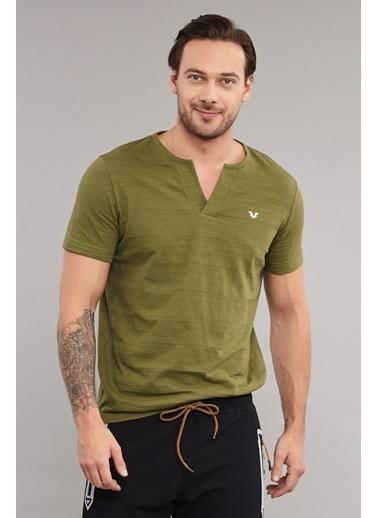 Bilcee Tişört Yeşil